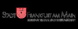 Kulturdezernat Frankfurt logo